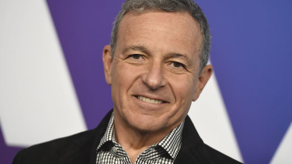 Bob Iger, CEO von Disney, verlässt Apple Board vor dem Start der konkurrierenden Streaming-Dienste