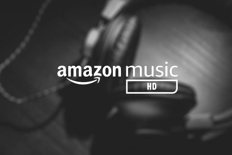 Amazon startet HD-Musik-Streaming, um mit Spotify und Apple Music zu konkurrieren