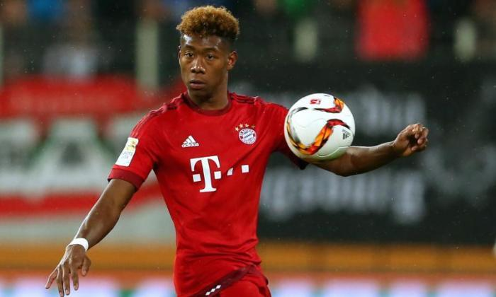 """Bayern-Münchens Verteidiger David Alaba muss """"mehrere Wochen"""" pausieren"""