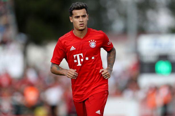 Philippe Coutinho erleidet zu Beginn seiner Karriere in Bayern München einen erneuten Schlag