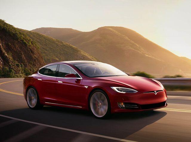 Tesla Model S 'Plaid' bricht den Nürburgring-Rekord von Porsche Taycan