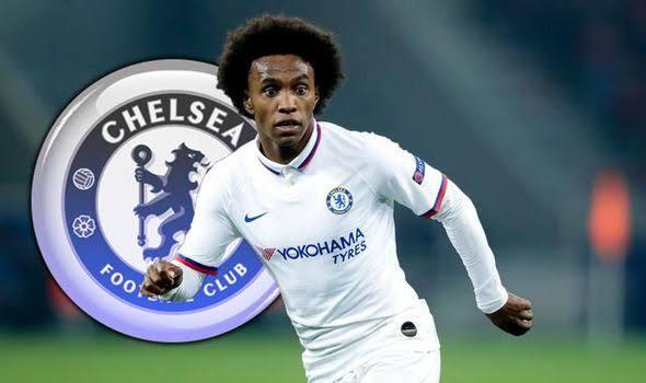 Willian will trotz Barca-Link einen neuen Chelsea-Deal unterzeichnen