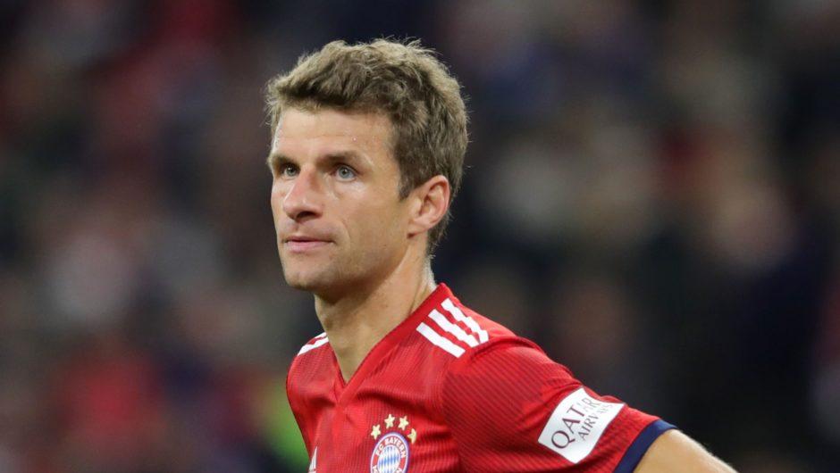Thomas Müller will den FC Bayern München im Januar verlassen