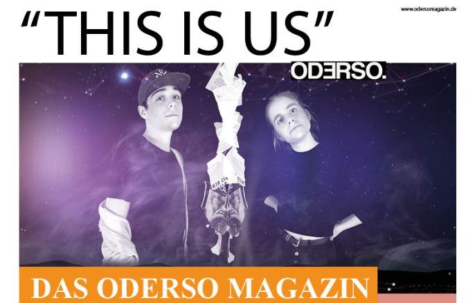 """""""This is Us"""" Das Odersomagazin stellt sich vor!"""