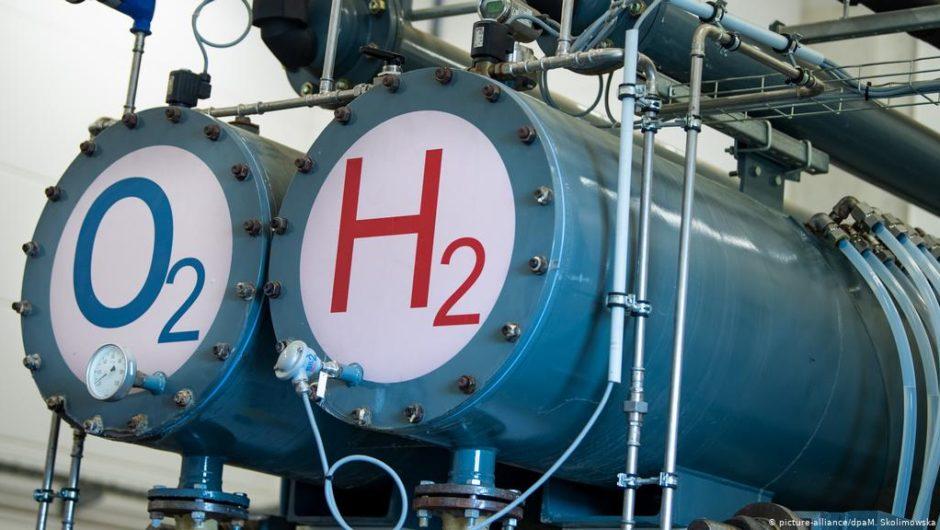 """Deutschland plant, """"grünen"""" Wasserstoff mit 7 Mrd. EUR zu fördern"""