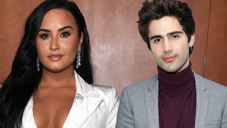 Demi Lovato und Max Ehrich sind verlobt
