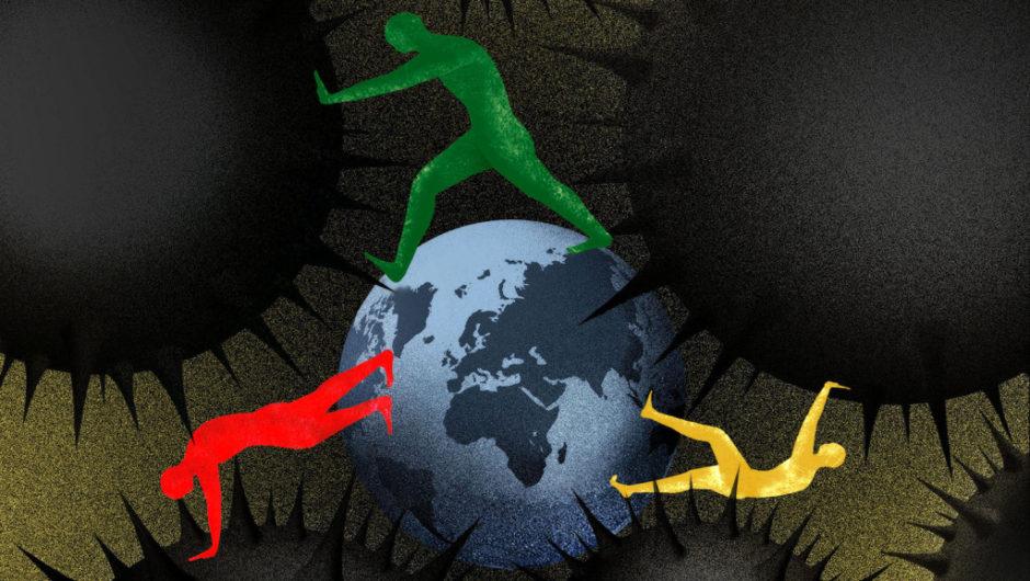 Covid-19 wird die Weltwirtschaft dauerhaft verändern