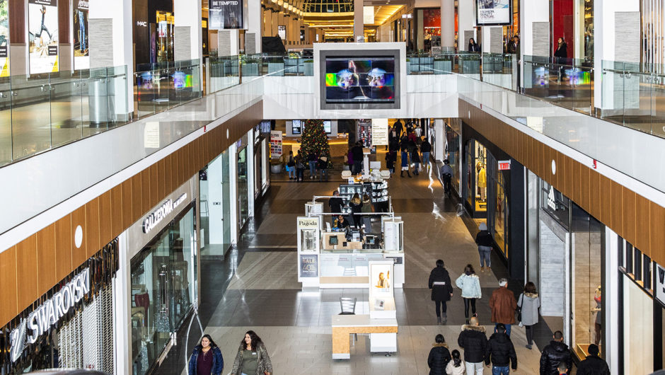 Der führende US-Mall-Betreiber Simon ist mit Pandemieschmerzen konfrontiert