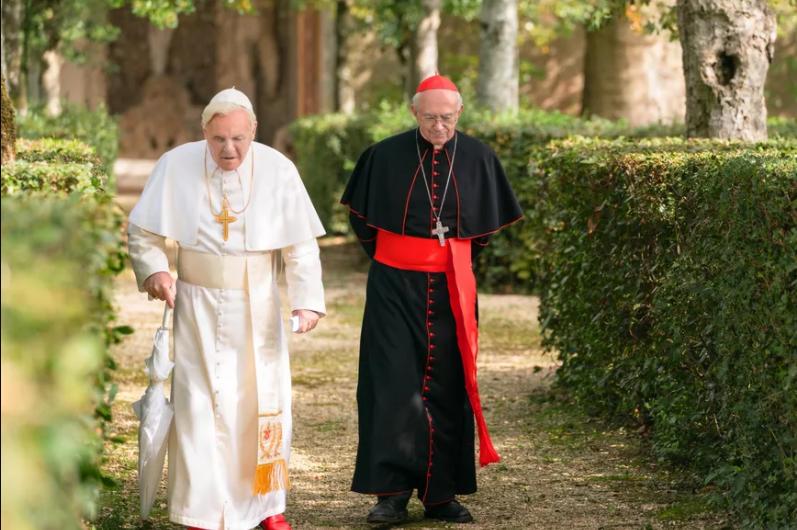 Netflix stellt Two Popes, Bird Box und mehr kostenlos zur Verfügung