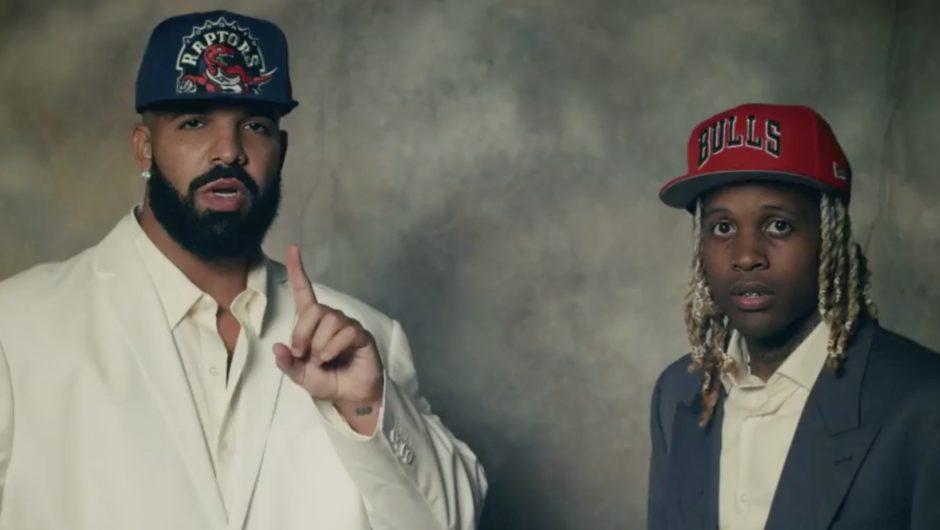 """Drake und Lil Durk teilen Video für den neuen Song """"Lache jetzt, Weine später"""":Beobachten"""