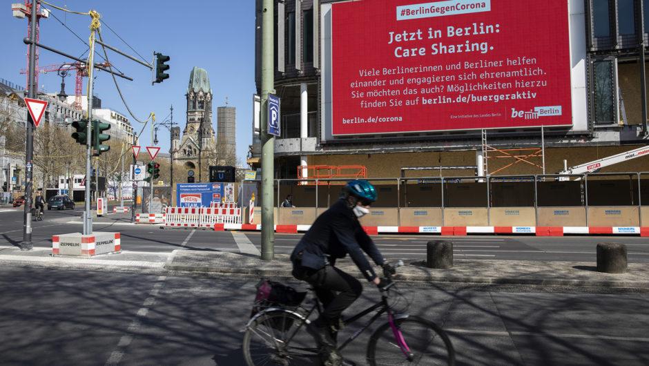 Die deutsche Wirtschaft erholt sich und ist dem Risiko eines erneuten Auftretens von Viren ausgesetzt