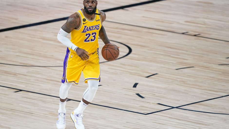 Lakers machen sich auf Harden, Westbrook und Small-Ball Rockets gefasst