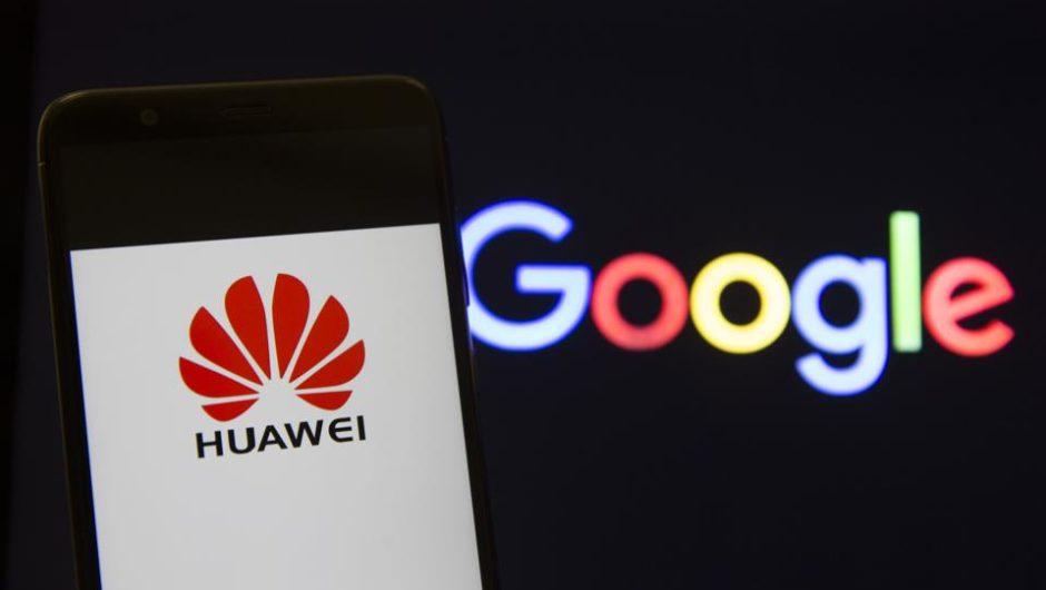 """Huawei schlägt Google plötzlich mit neuem """"Kampf"""" gegen Android zu"""