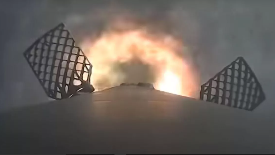 Beobachten Sie den Start und die Landung einer SpaceX Falcon 9-Rakete von einem völlig neuen Standpunkt aus