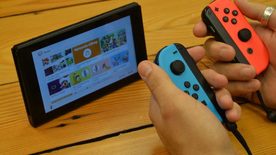 Berichten zufolge steigert Nintendo die Switch-Produktion, da sich ein neues Modell abzeichnet