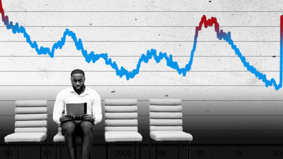 Versteckte Arbeitslosigkeit bedroht die wirtschaftliche Erholung in den USA und in Europa