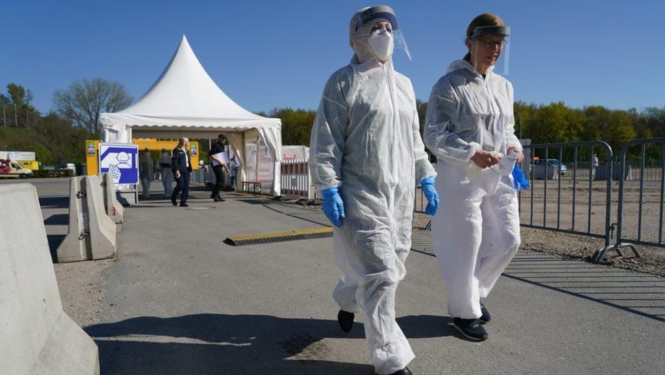 Coronavirus: Wird Deutschland wieder gesperrt?