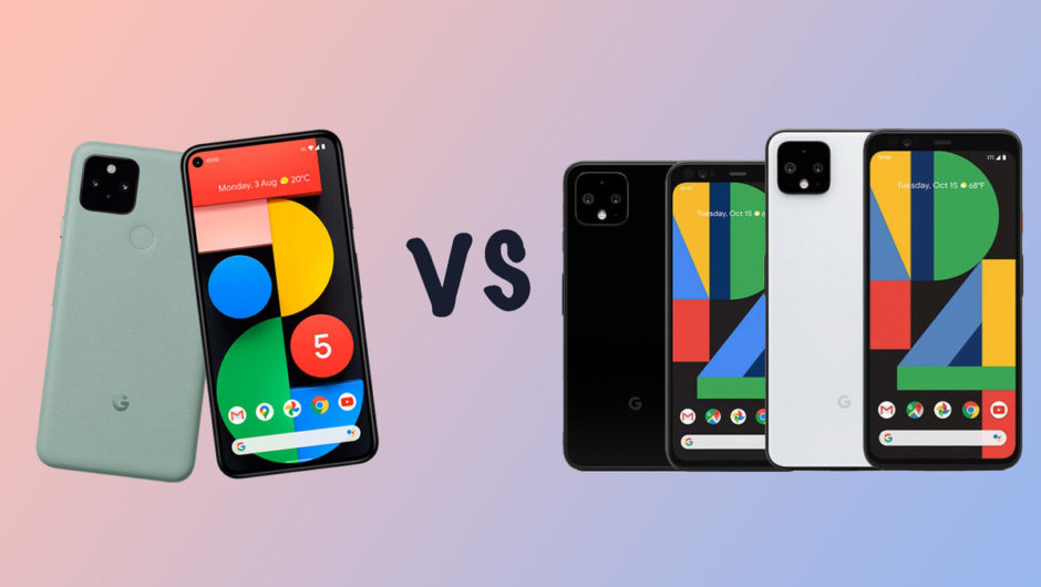 Google Pixel 5 gegen Google Pixel 4: Welches Android-Flaggschiff ist für Sie geeignet?