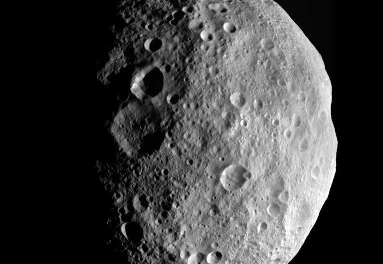 Die Studie bietet eine umfassendere Ansicht der massiven Asteroiden-Psyche