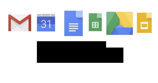 G Suite ist jetzt Google Workspace, um Google Mail, Chat und Text & Tabellen zusammenzuführen