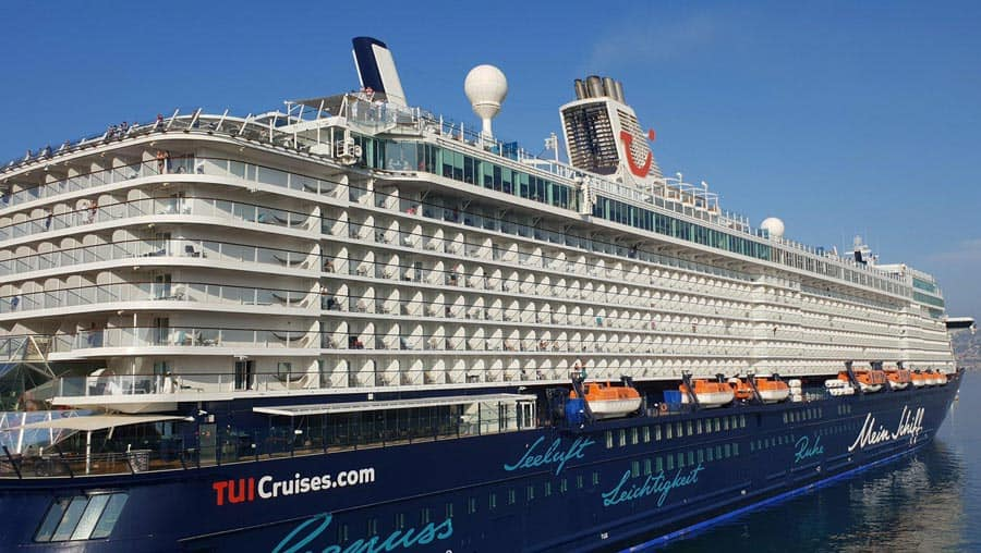 German Cruise Lines setzen Pause aufgrund von Reisebeschränkungen fort