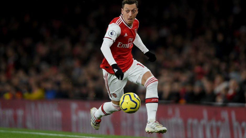 Fenerbahce verpflichtet den deutschen Weltmeister Ozil von Arsenal