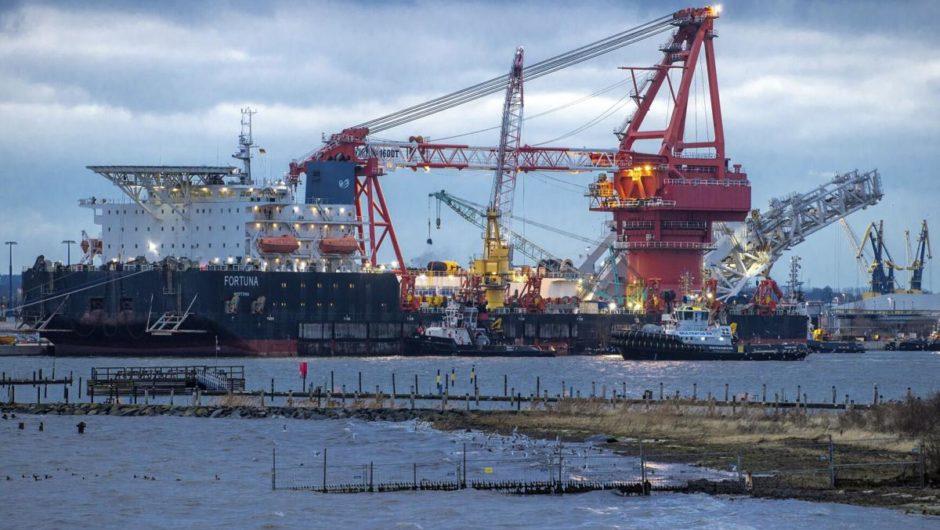 Deutschland genehmigt Wiederaufnahme der Gaspipeline in Russland