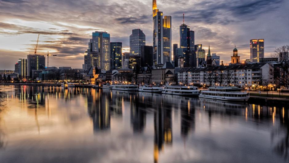 Die deutsche Wirtschaft schrumpfte im Pandemiejahr 2020 um 5%