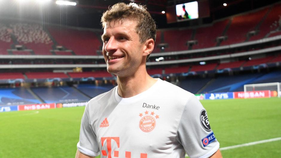Bayern-Münchner Star Thomas Müller hat die Liste der Olympischen Spiele in Tokio verlassen