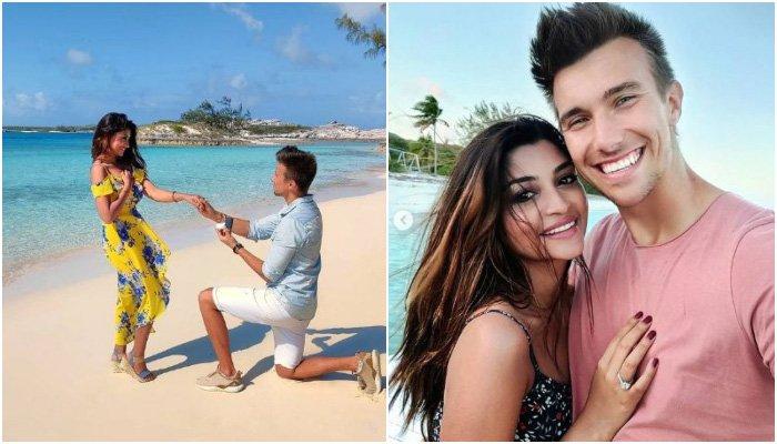 Zoya Nasir verlobt sich mit dem deutschen Vlogger Christian Betzmann