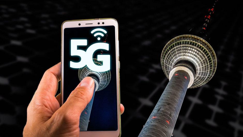 Vodafone Deutschland schaltet 2.200 neue 5G-Antennen ein
