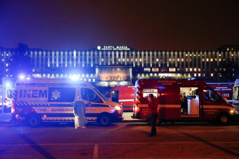 Deutsches Militär schickt medizinisches Personal und Ausrüstung nach Portugal