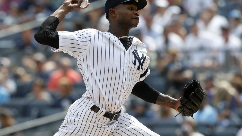 Yankees 'Domingo German trifft eine wichtige Entscheidung mit Teamkollegen im Camp