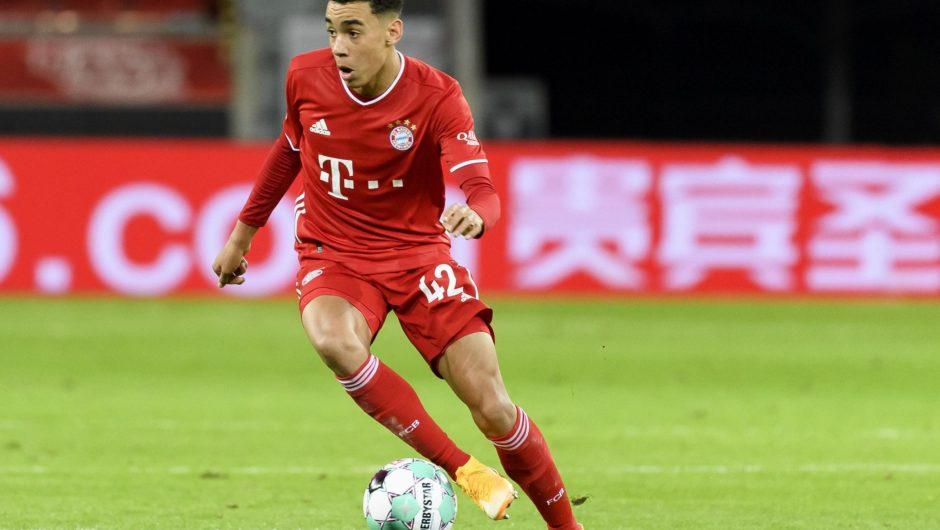 Jamal Musiala: Bayern München Mittelfeldspieler vertritt Deutschland und nicht England