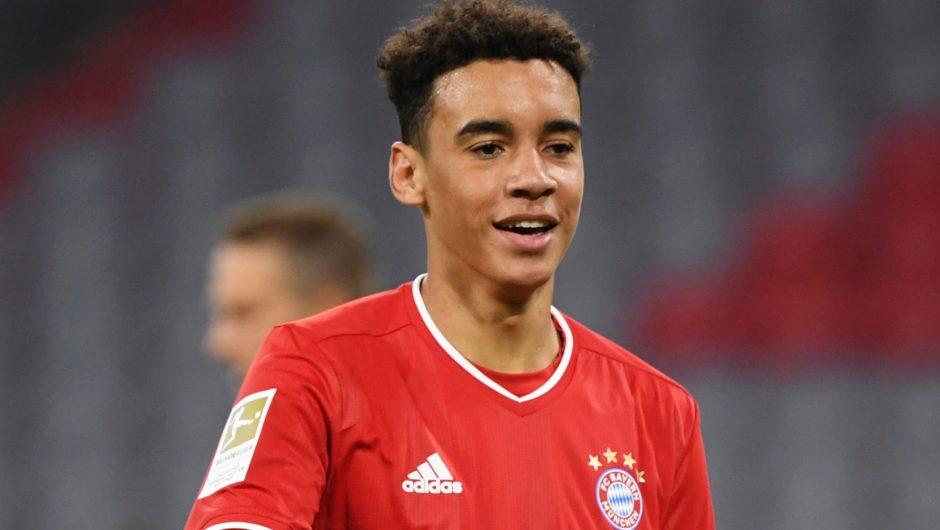 Jamal Musiala: Der Mittelfeldspieler von Bayern München unterzeichnet einen Fünfjahresvertrag im Wert von 4,3 Mio. GBP pro Saison