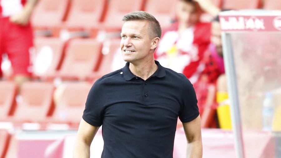 Der amerikanische Trainer Marsch übernimmt das deutsche Team Leipzig
