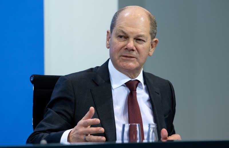Laut dem deutschen Finanzchef ist der Anstieg von Covid jetzt nicht der richtige Zeitpunkt, um die Wirtschaft wieder zu öffnen