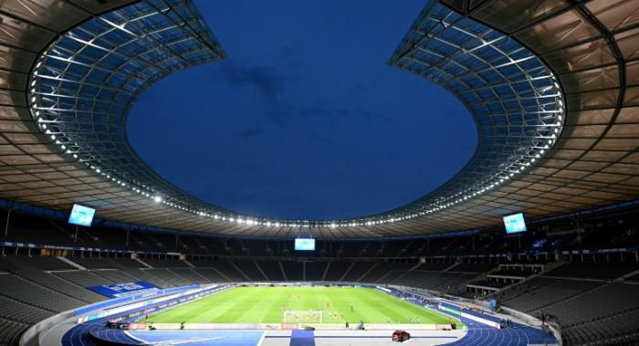 Das deutsche Pokalfinale wird wieder ohne Fans in Berlin ausgetragen
