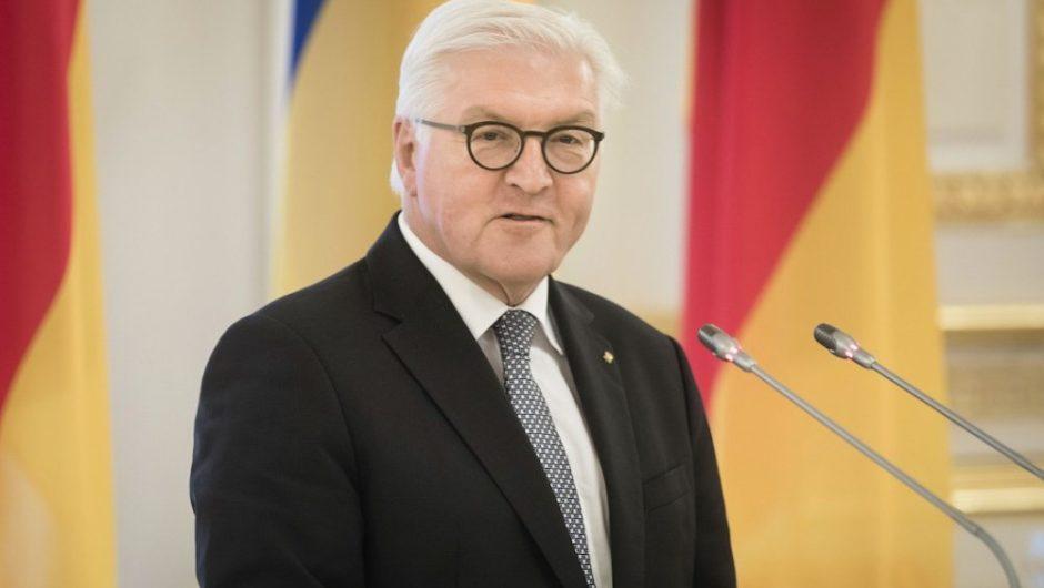 Deutscher Präsident macht seltenes nationales Plädoyer inmitten einer COVID-Pandemie