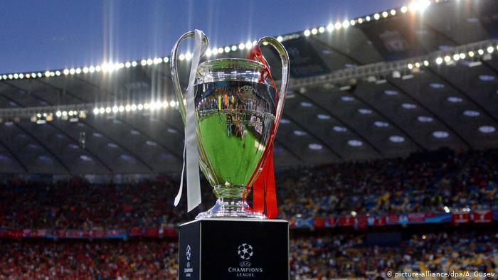 Das Finale der UEFA Champions League zog von Istanbul nach Porto