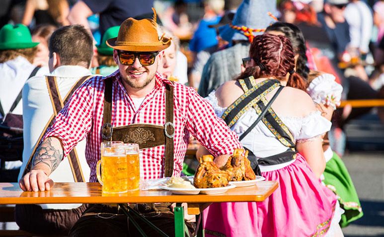 Deutsches Oktoberfest wegen COVID-19 wieder abgesagt