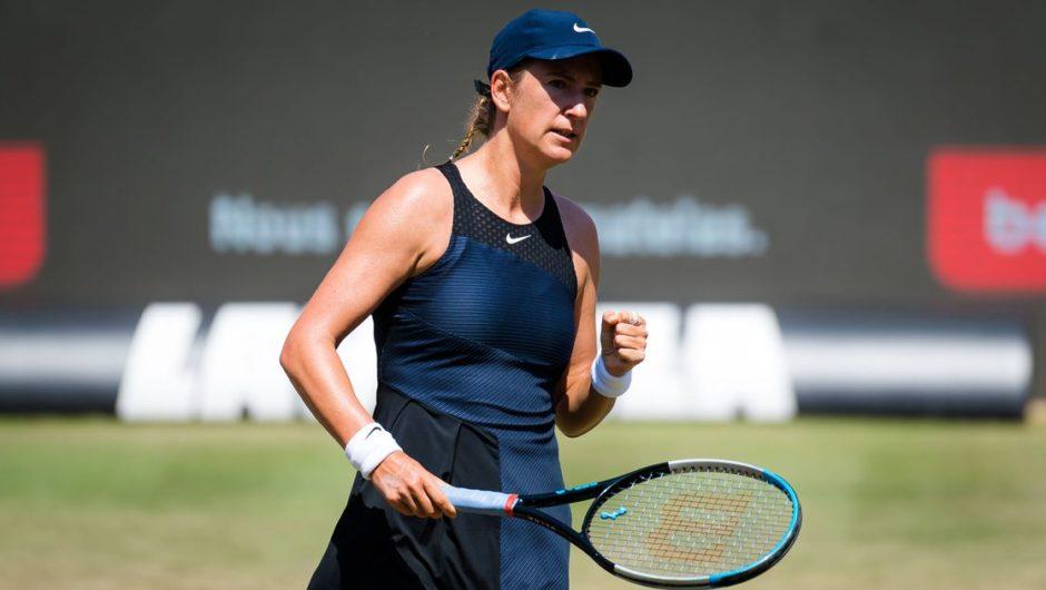 Die Amerikanerinnen Jessica Pegula und Madison Keys verlieren im Viertel der German Open German