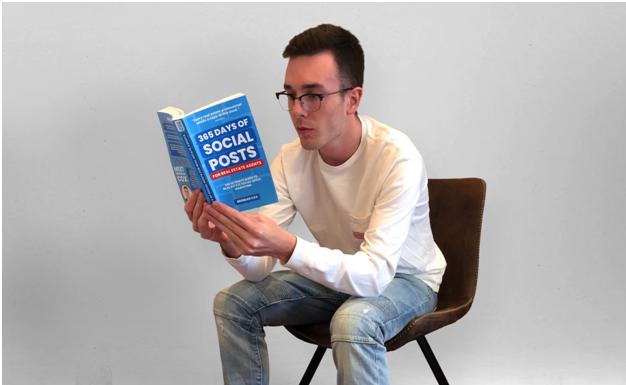 "Brendan Cox veröffentlicht neues Buch ""365 Days of Social Posts For Real Estate Agents"""