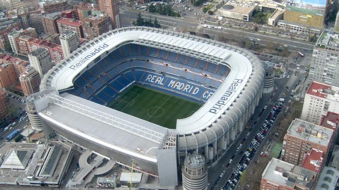Real Madrid wird bis 2025 ein NFL-Spiel im Bernabéu ausrichten